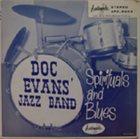 DOC EVANS Spirituals and Blues album cover