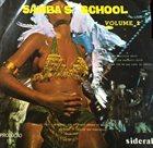 DOM UM ROMÃO Dom Um And Jadir De Castro : Samba's School, Volume 2 album cover