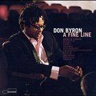 DON BYRON A Fine Line: Arias & Lieder album cover