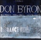 DON BYRON Romance With The Unseen album cover