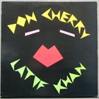 DON CHERRY Don Cherry & Latif Khan album cover