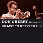 DON CHERRY Live In Nervi 1979 album cover