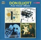 DON ELLIOTT Four Classic Albums album cover