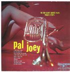 DON ELLIOTT Pal Joey album cover