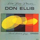 DON ELLIS How Time Passes (aka A Simplex One) album cover