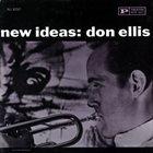 DON ELLIS New Ideas album cover