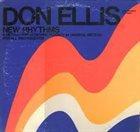 DON ELLIS New Rhythms album cover