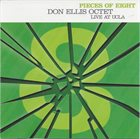 DON ELLIS Pieces Of Eight,Live At UCLA album cover