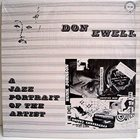 DON EWELL A Jazz Portrait Of The Artist album cover