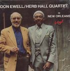 DON EWELL Don Ewell, Herb Hall Quartet ‎: In New Orleans album cover