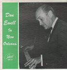 DON EWELL In New Orleans album cover