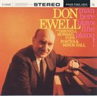 DON EWELL Man Here Plays Fine Piano album cover