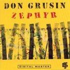 DON GRUSIN Zephyr album cover