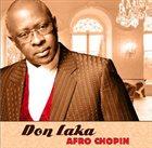DON LAKA Afro Chopin album cover