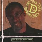 DON LAKA The Best of Kwai-Jazz : The Greatest Hits album cover