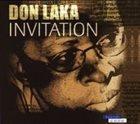 DON LAKA Invitation album cover