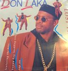 DON LAKA Lost Time album cover