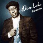 DON LAKA Portraits album cover