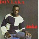 DON LAKA Smile album cover