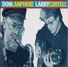 DON LANPHERE Don Lanphere & Larry Coryell album cover