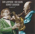 DON LANPHERE Don Lanphere / Bud Shank / Denney Goodhew : Lopin' album cover