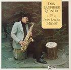 DON LANPHERE Don Loves Midges album cover