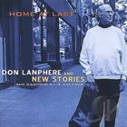 DON LANPHERE Home At Last album cover