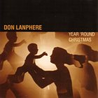 DON LANPHERE Year 'Round Christmas album cover