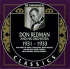 DON REDMAN Don Redman and his Orchestra - 1931-1933 album cover
