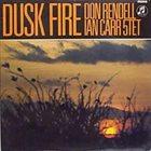 DON RENDELL Dusk Fire (as Don Rendell-Ian Carr Quintet) album cover