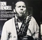 DON RENDELL Live at the Avgarde Gallery Manchester album cover