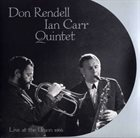 DON RENDELL Live at the Union 1966 album cover