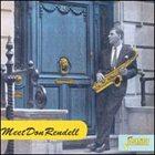 DON RENDELL Meet Don Rendell album cover