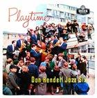 DON RENDELL Playtime album cover