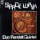 DON RENDELL Space Walk album cover