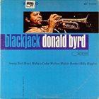 DONALD BYRD Blackjack album cover