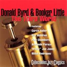 DONALD BYRD Donald Byrd & Booker Little : The Third World album cover