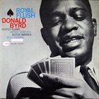 DONALD BYRD Royal Flush album cover