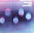 DONALD BYRD Stepping Into Tomorrow album cover