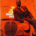 DONALD BYRD The Cat Walk album cover