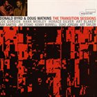 DONALD BYRD Donald Byrd & Doug Watkins ‎: The Transition Sessions album cover