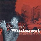 DONALD BYRD Winterset album cover