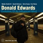 DONALD EDWARDS Evolution Of An Influenced Mind album cover
