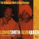 DR LONNIE SMITH Lonnie Smith / Alvin Queen : Lenox and Seventh album cover