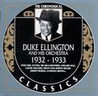 DUKE ELLINGTON 1932-33 album cover