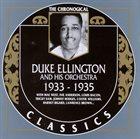 DUKE ELLINGTON 1933-1935 album cover