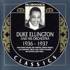 DUKE ELLINGTON 1936-1937 album cover