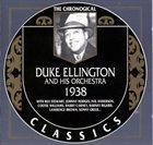 DUKE ELLINGTON 1938 album cover