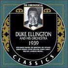 DUKE ELLINGTON 1939 album cover
