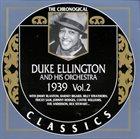 DUKE ELLINGTON 1939, vol. 2 album cover